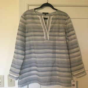 Lafayette 148 blouse NWT